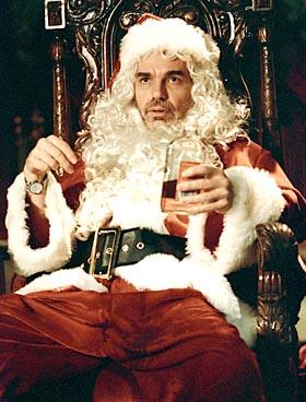 Drink up Santa