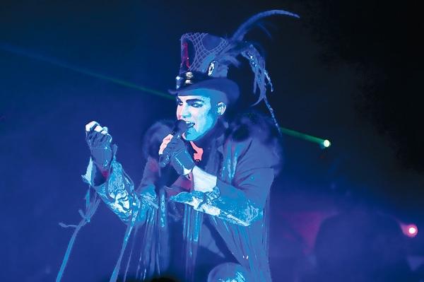 LIVE Adam Lambert