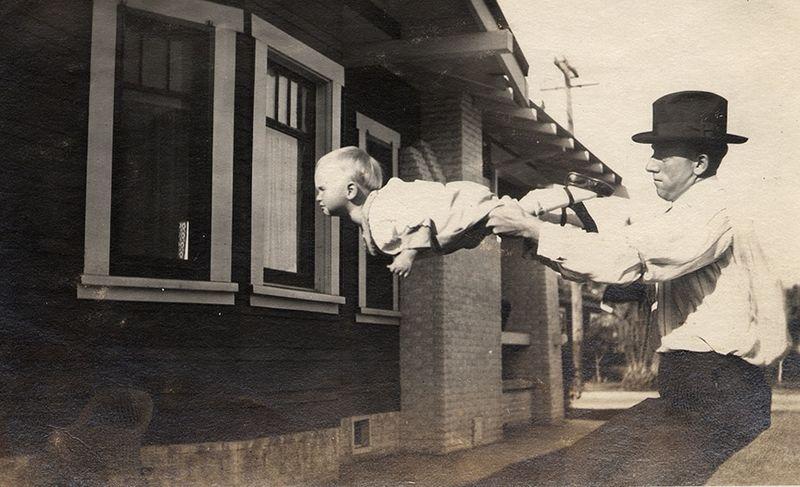 Flying Child