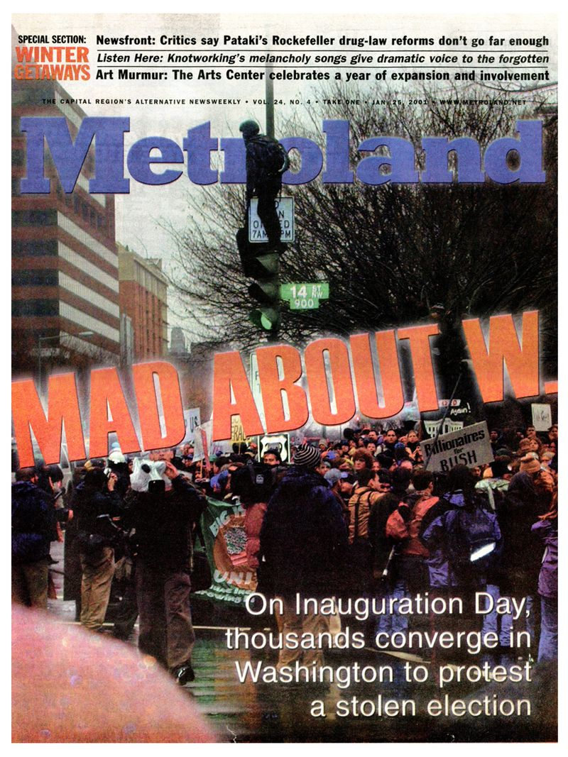 Bush Inaug Cover-s